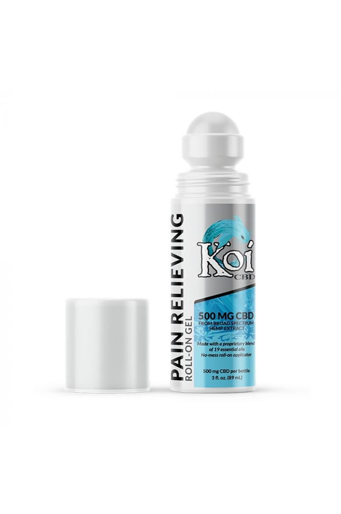Koi CBD Pain Relieving Gel Roll-On - 500mg